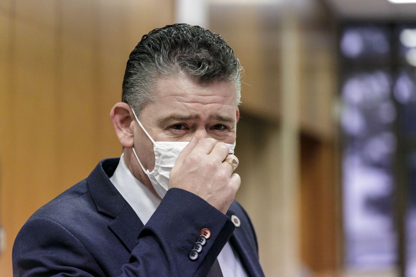 Mikulec: Fico a Kaliňák asi dobre vedia, čo Gašpar narobil, veď bol ich človek. Minister vnútra vraj rezort prebral v zlom stave