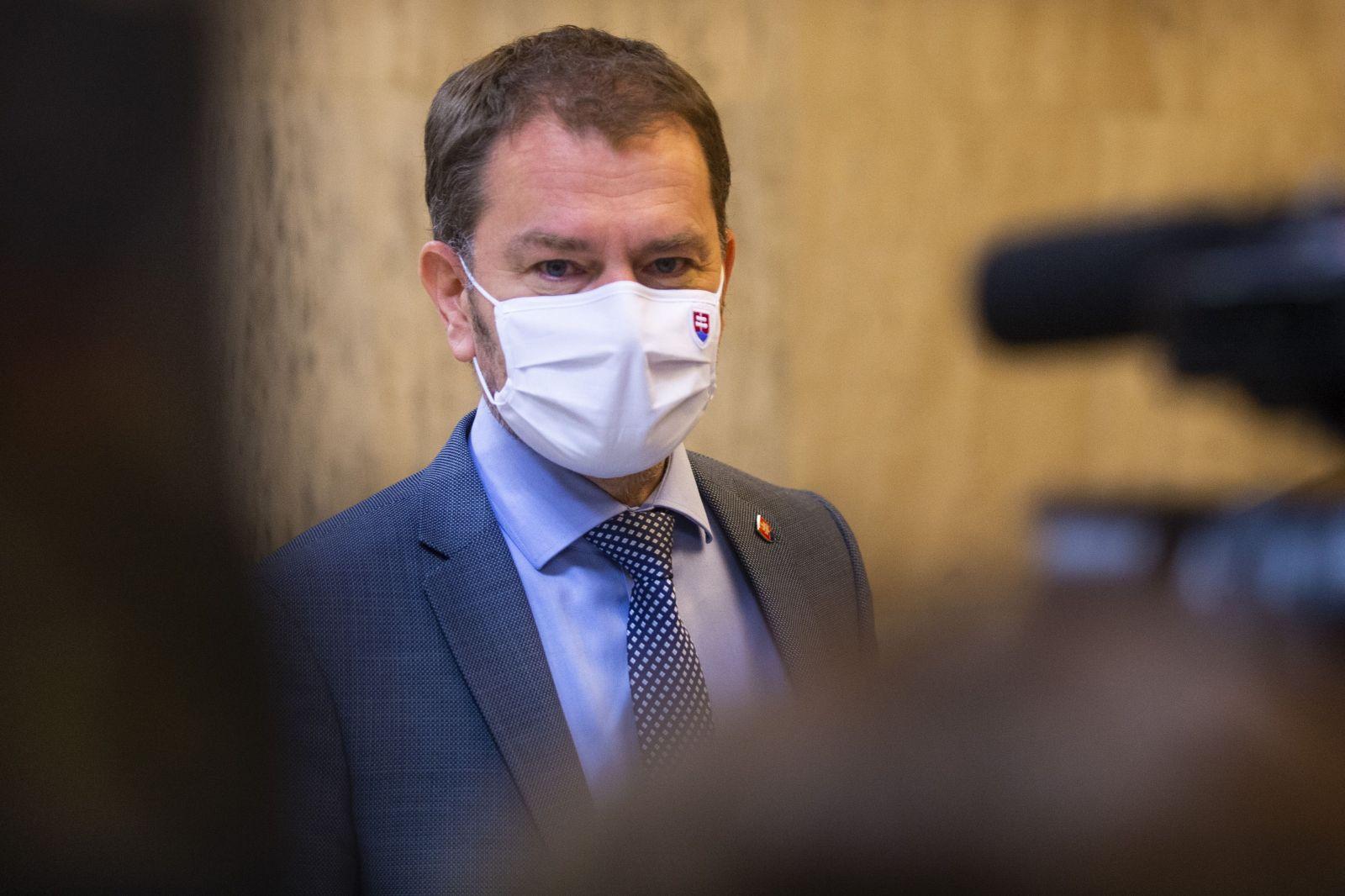 Nech Slováci volia skorumpovaných bastardov ako Fico a Pellegrini, keď po nich túžia, tvrdí Igor Matovič. On vyhrať voľby nechcel
