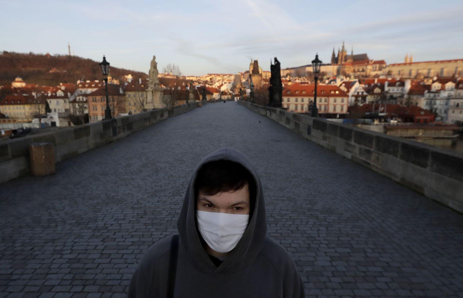 Praha, Moskva aj Londýn sa zmenili na ľudoprázdno. Sleduj, ako koronavírus vyprázdnil svetové destinácie