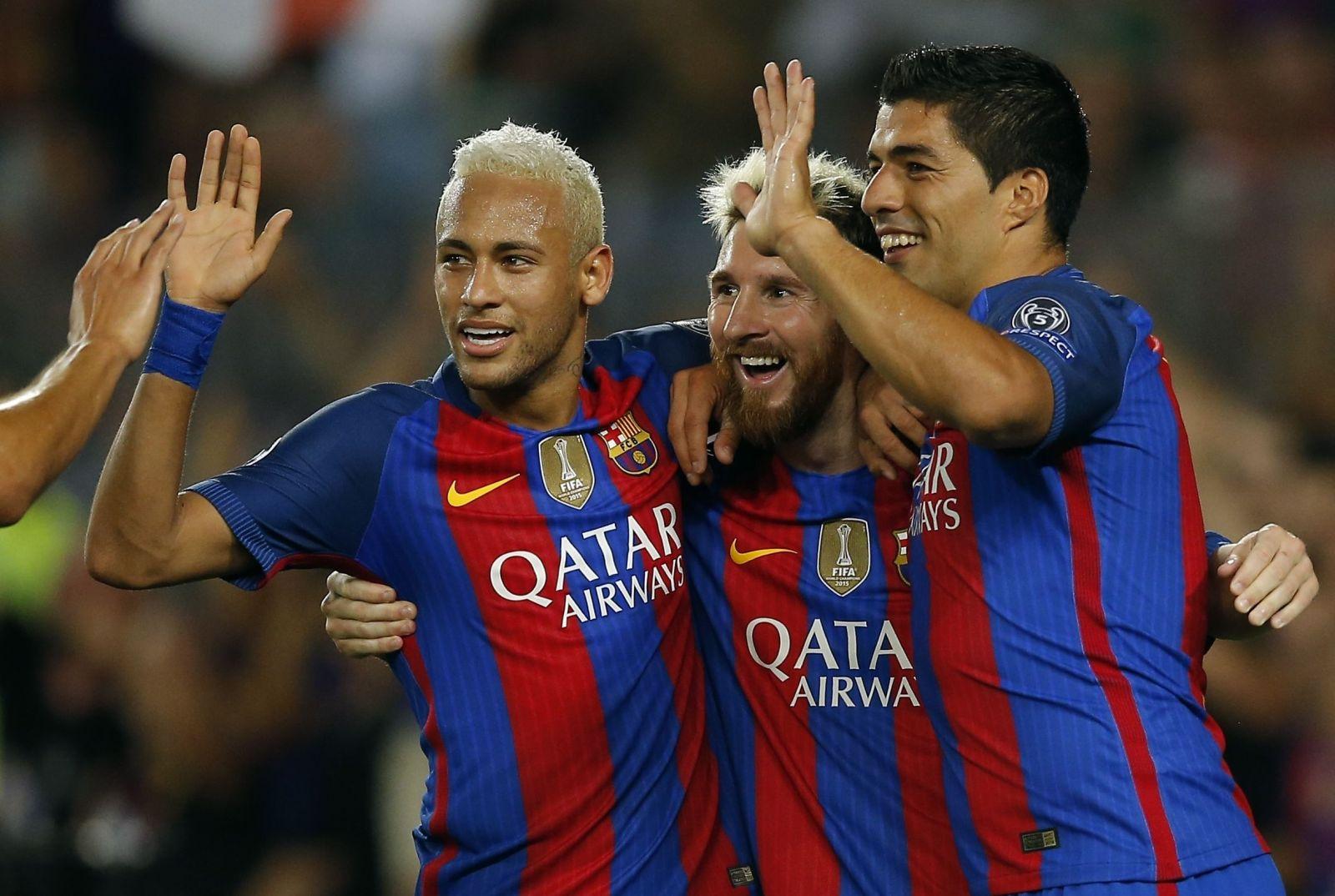 Neymar sa chce vrátiť do Barcelony, vyhlásil viceprezident katalánskeho klubu