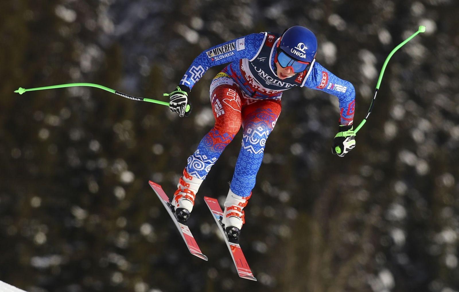 Petra Vlhová získala zlatú medailu na majstrovstvách sveta vďaka famóznemu víťazstvu v alpskej kombinácii