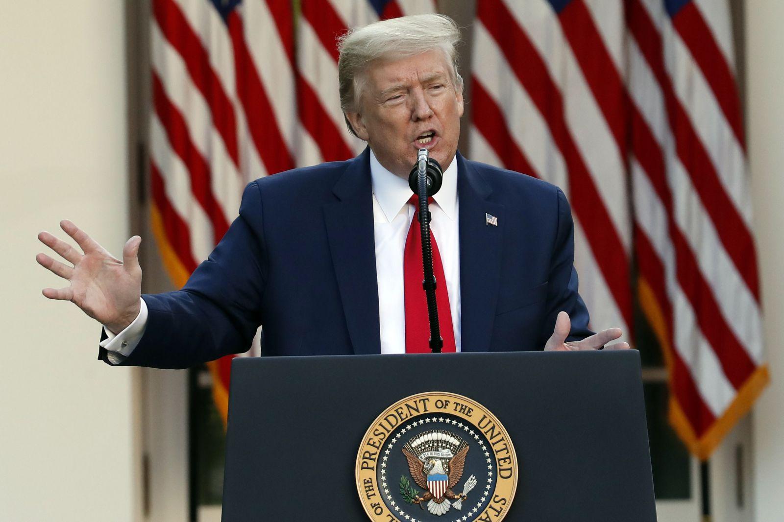 Trump: Viem, ako sa má Kim Čong-un, ale nesmiem to povedať. Čína vedela koronavírus zastaviť už dávno, ale neurobila to