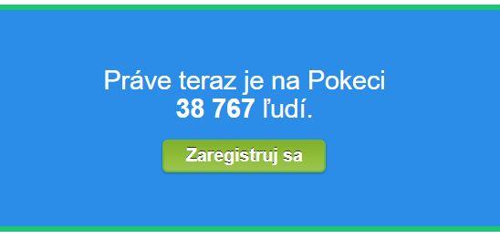 pokec.sk prihlásenie