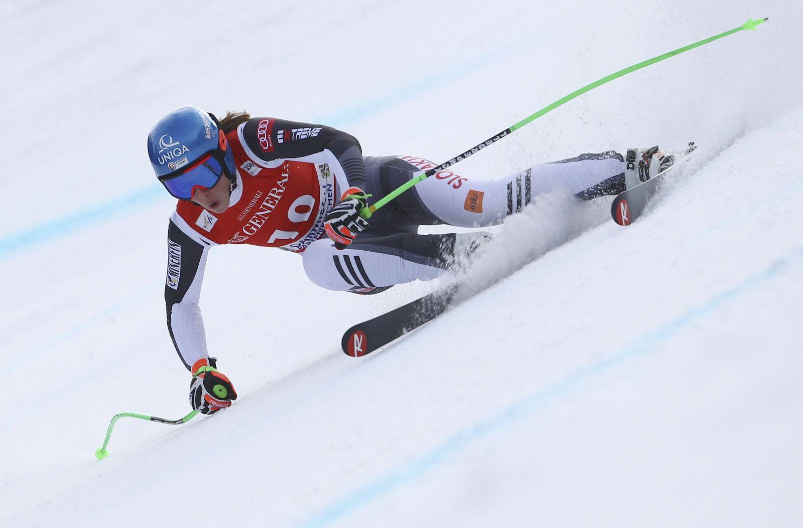Fantastická Petra Vlhová uchmatla 2. miesto v super obrovskom slalome v Garmisch-Partenkirchene