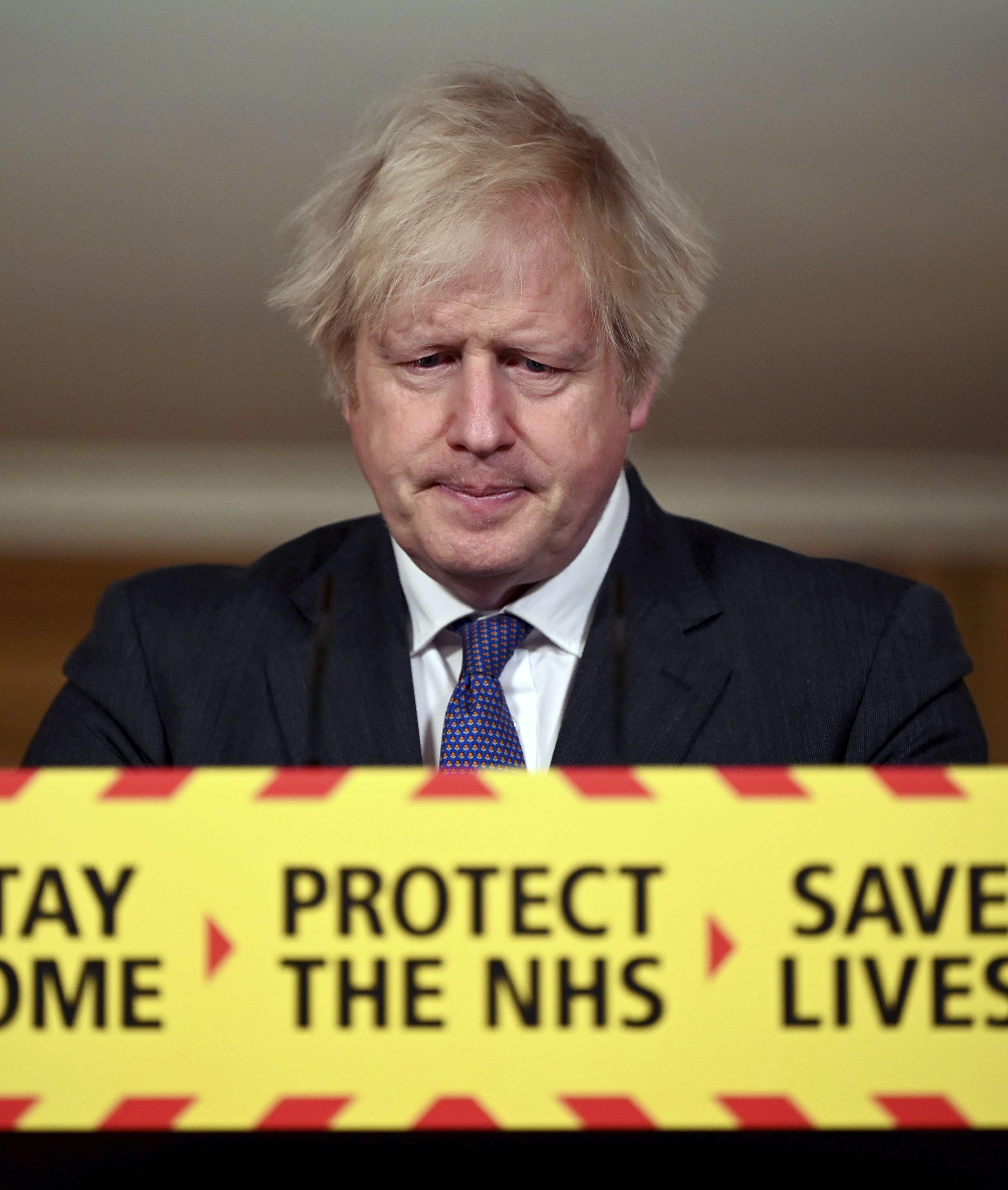 Zmutovaný koronavírus z Británie môže byť o 30 % smrteľnejší, oznámil Boris Johnson