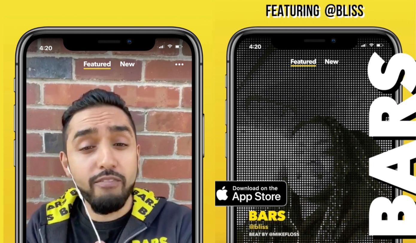 TikTok pre raperov. Facebook chystá novú aplikáciu, kde môžeš pľuvať rýmy s konkurentmi z celého sveta