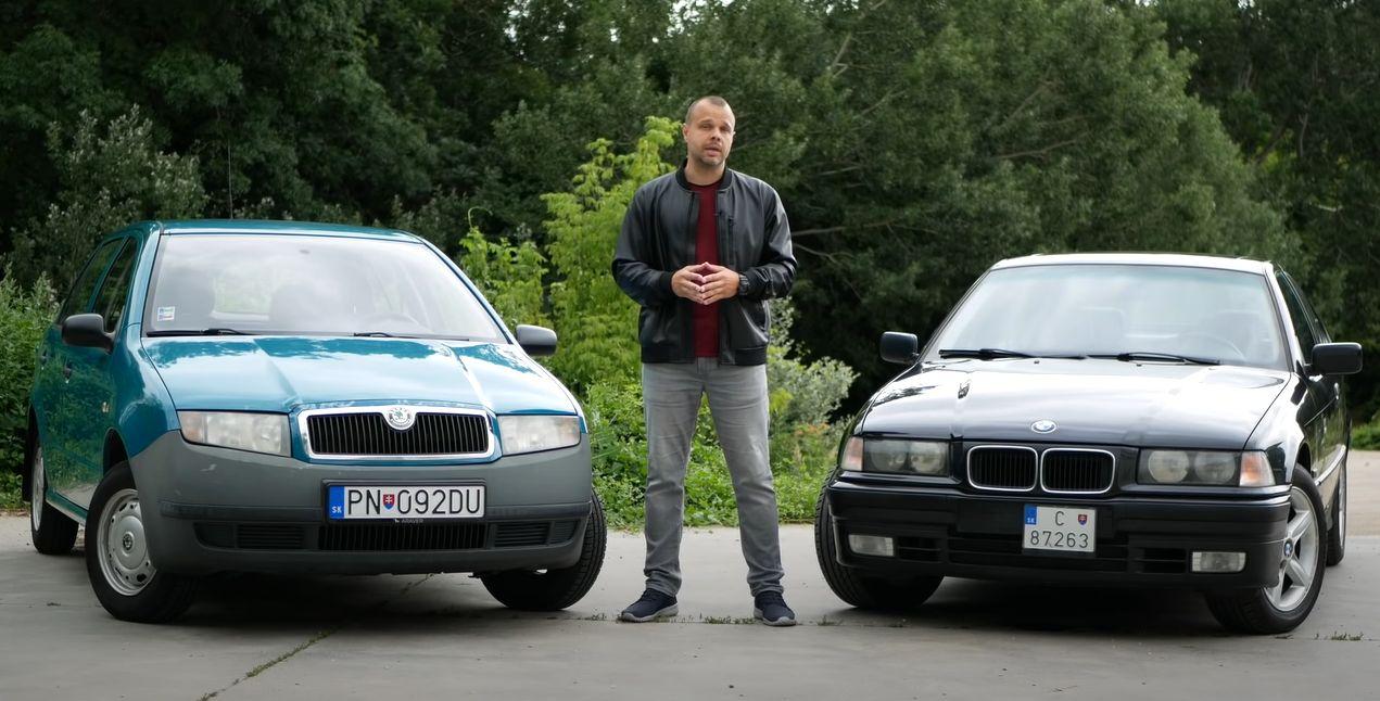 Mladí Slováci si ako prvé auto kúpia premotorovanú beštiu, ale nechápu, ako funguje fyzika za volantom, hovorí Peter z Volant.tv