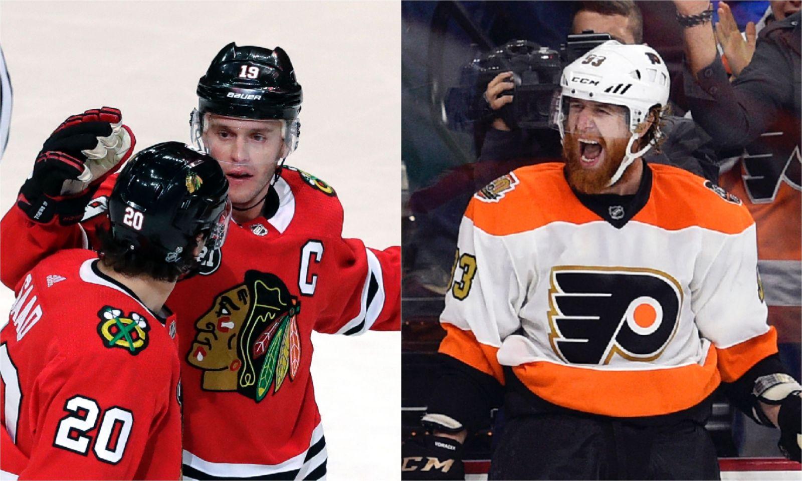 NHL míří do Prahy. Na podzim se zde utkají Chicago Blackhawks a Philadelphia Flyers