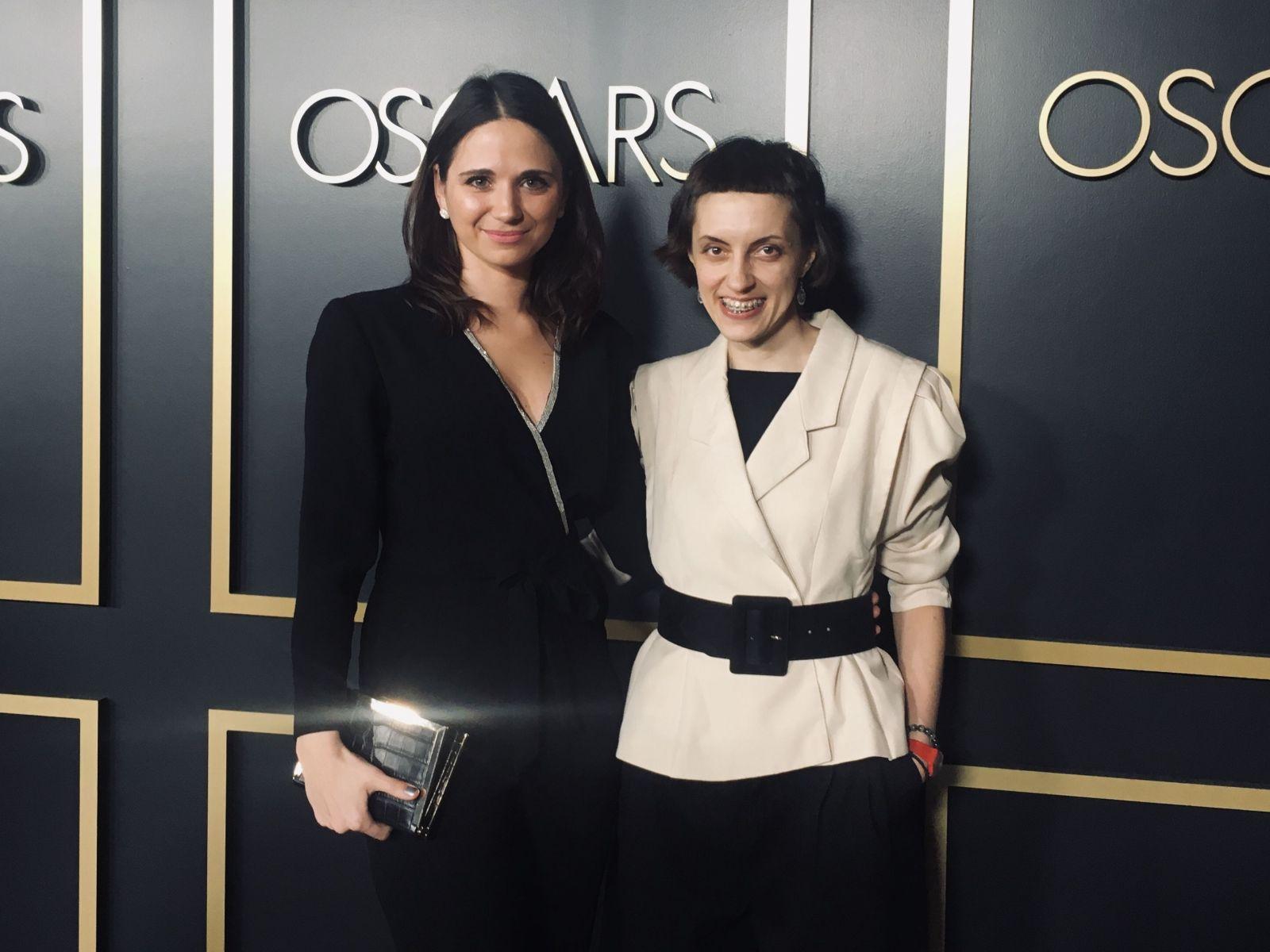 Zuzana Roháčová a Daria Kascheeva