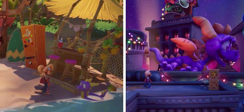 Spyro v najnovšom Crashovi