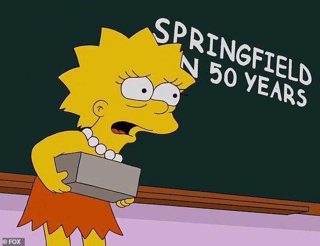 Ľudia na sociálnych sieťach hovoria, že Simpsonovci opäť predpovedali budúcnosť. Tentokrát v spojení s Gretou Thunberg