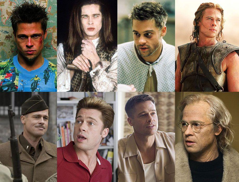 10 najlepších filmov Brada Pitta