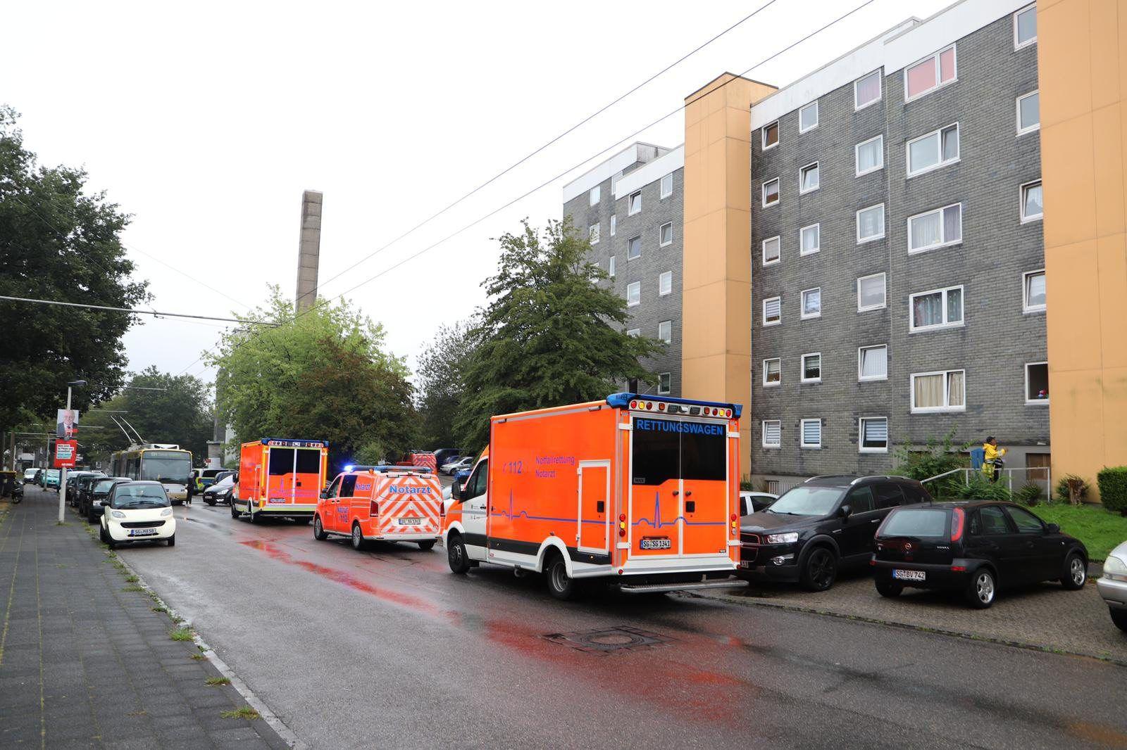Matka v Německu zabila 5 dětí, následně skočila pod vlak