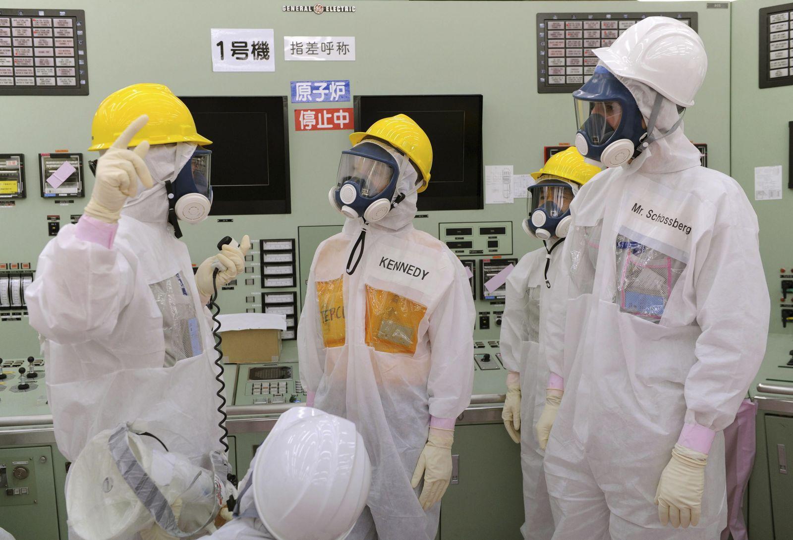 Z Fukušimy se do moře vypustí tuny radioaktivní vody