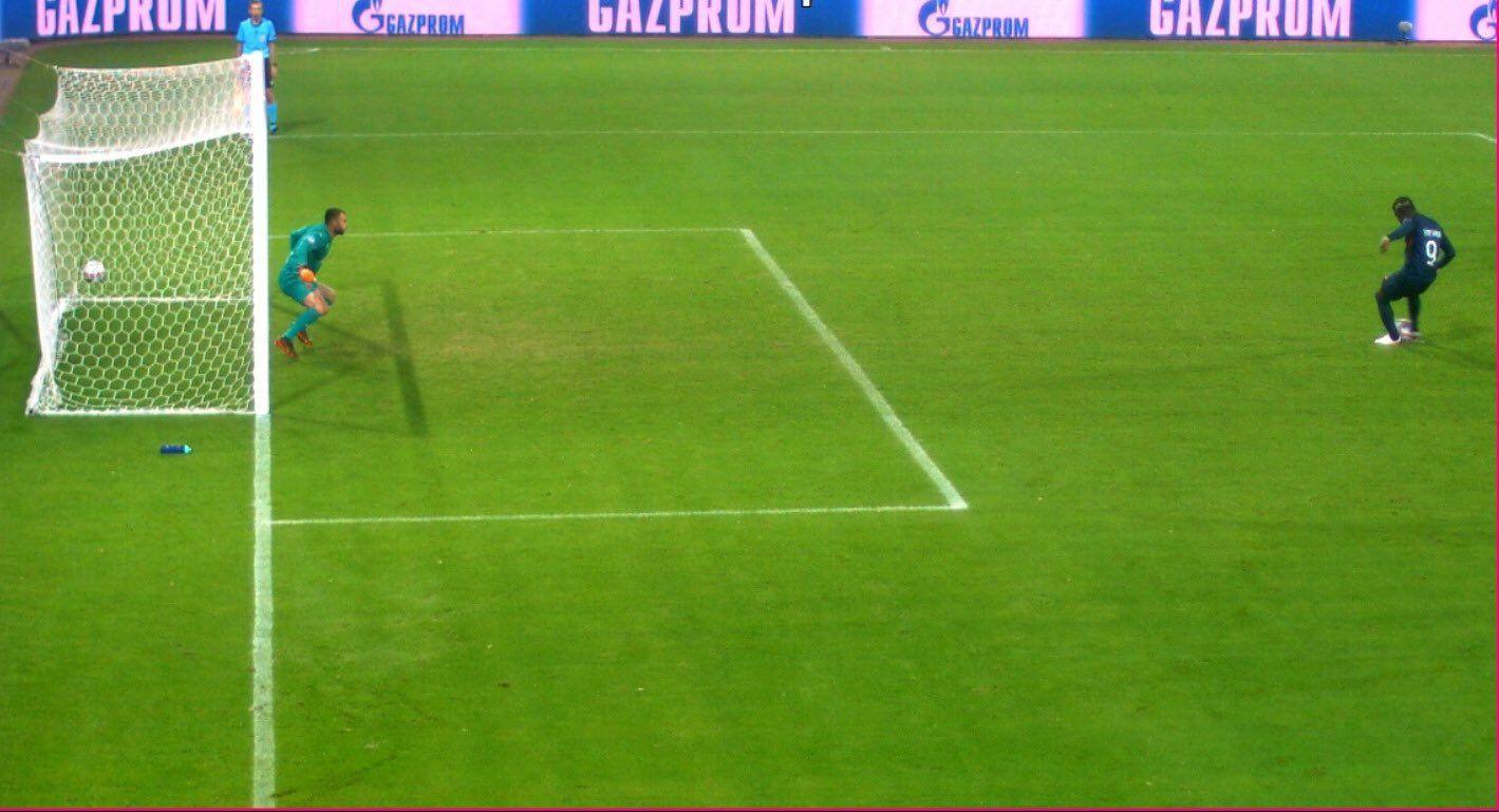 Sporná opakovaná penalta vyřadila Slavii z Ligy mistrů