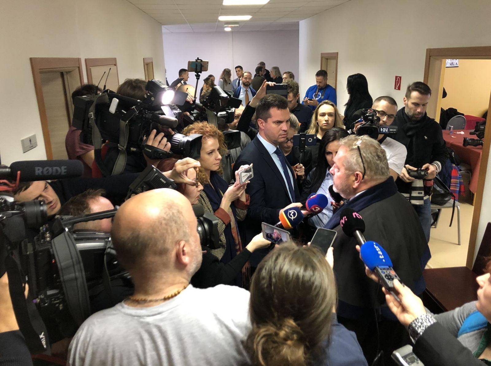 Najväčší súdny proces v histórii SR: Marček sa priznal k vražde Jána Kuciaka a Martiny Kušnírovej, ostatní vinu popierajú