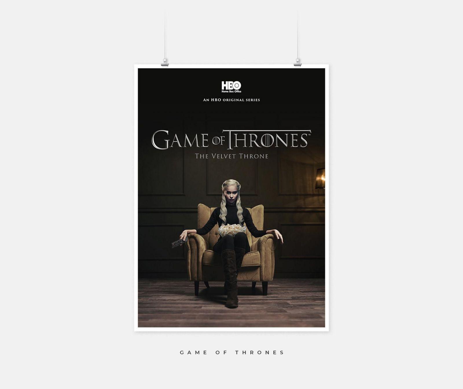 Ako by vyzerali plagáty známych seriálov, keby vznikali počas koronavírusu? Grafik vytvoril vtipné paródie
