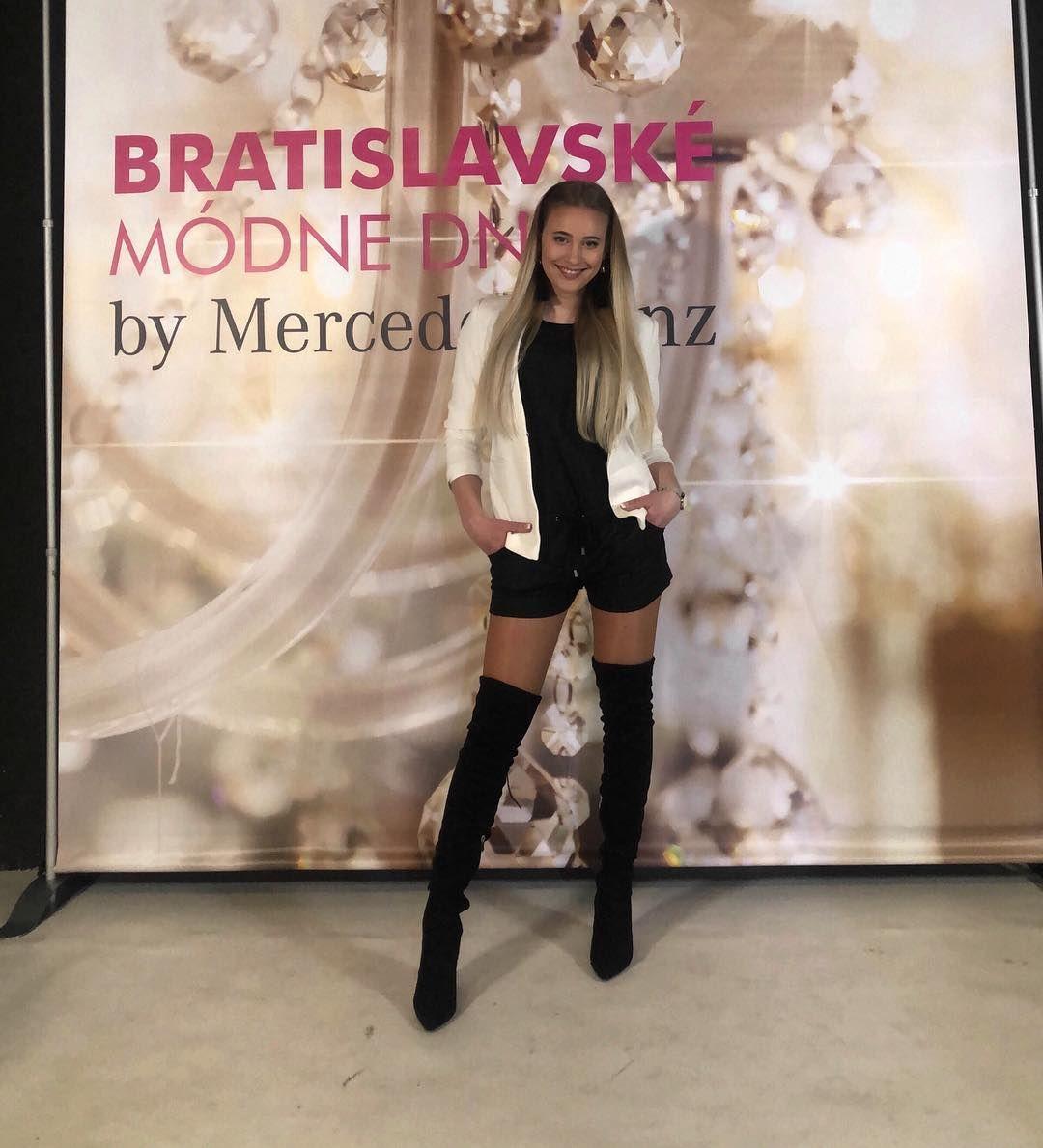 Alex Wortex s obnaženými prsiami či nežná Soňa Skoncová. Ako vyzerali outfity známych Slovákov na BMD 2019?