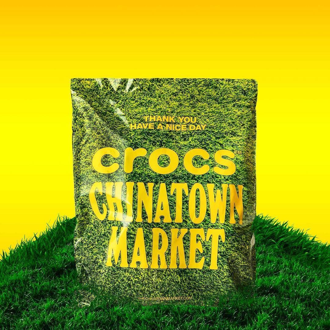 Crocs predstavuje neestetické trávové krokodílky. Kolaborácia s Chinatown  Market posúva hranice nevkusu 142604e973a