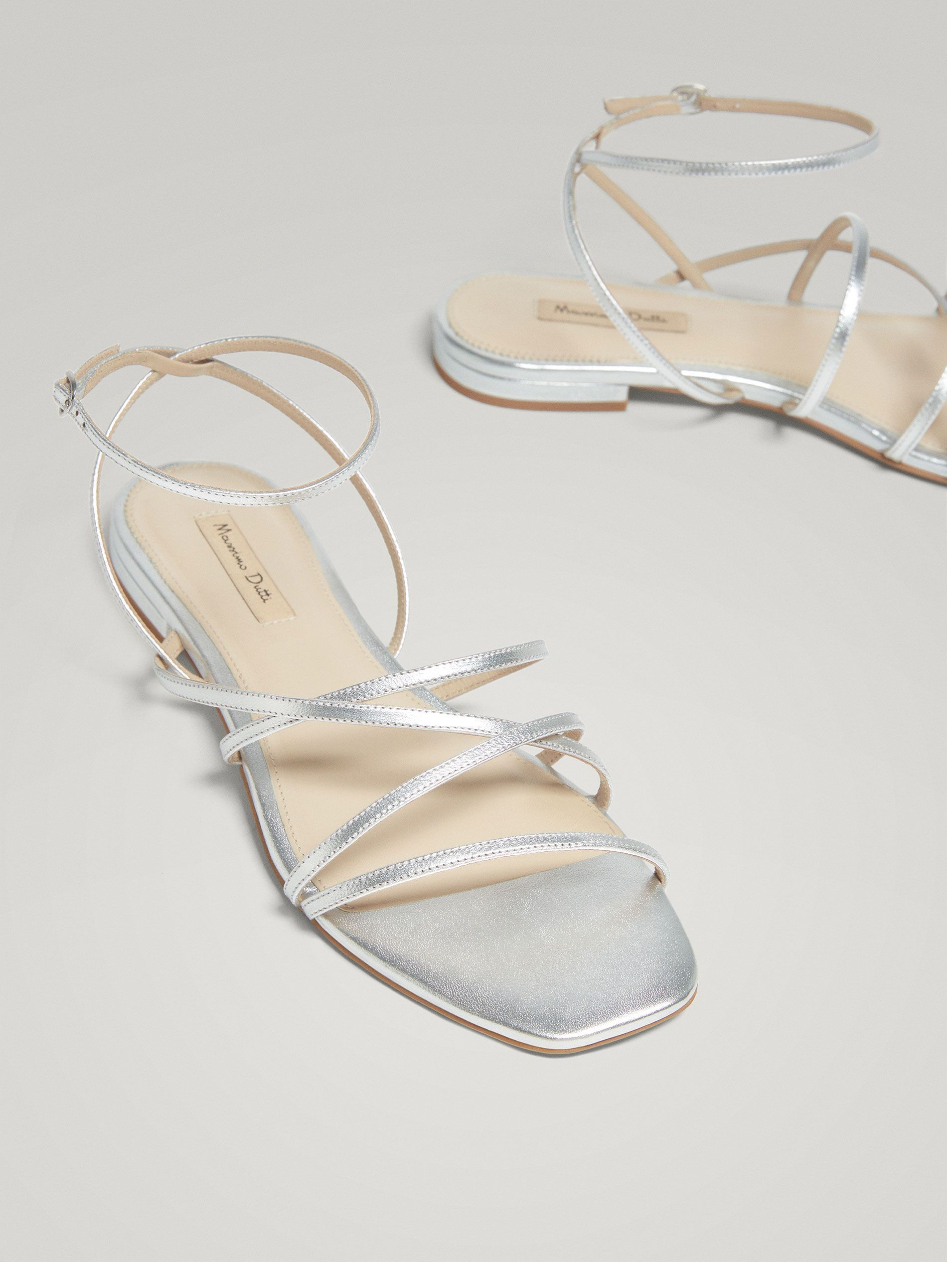 e4a244949207 Metalické Eliraviel od Aldo Shoes (59 €)