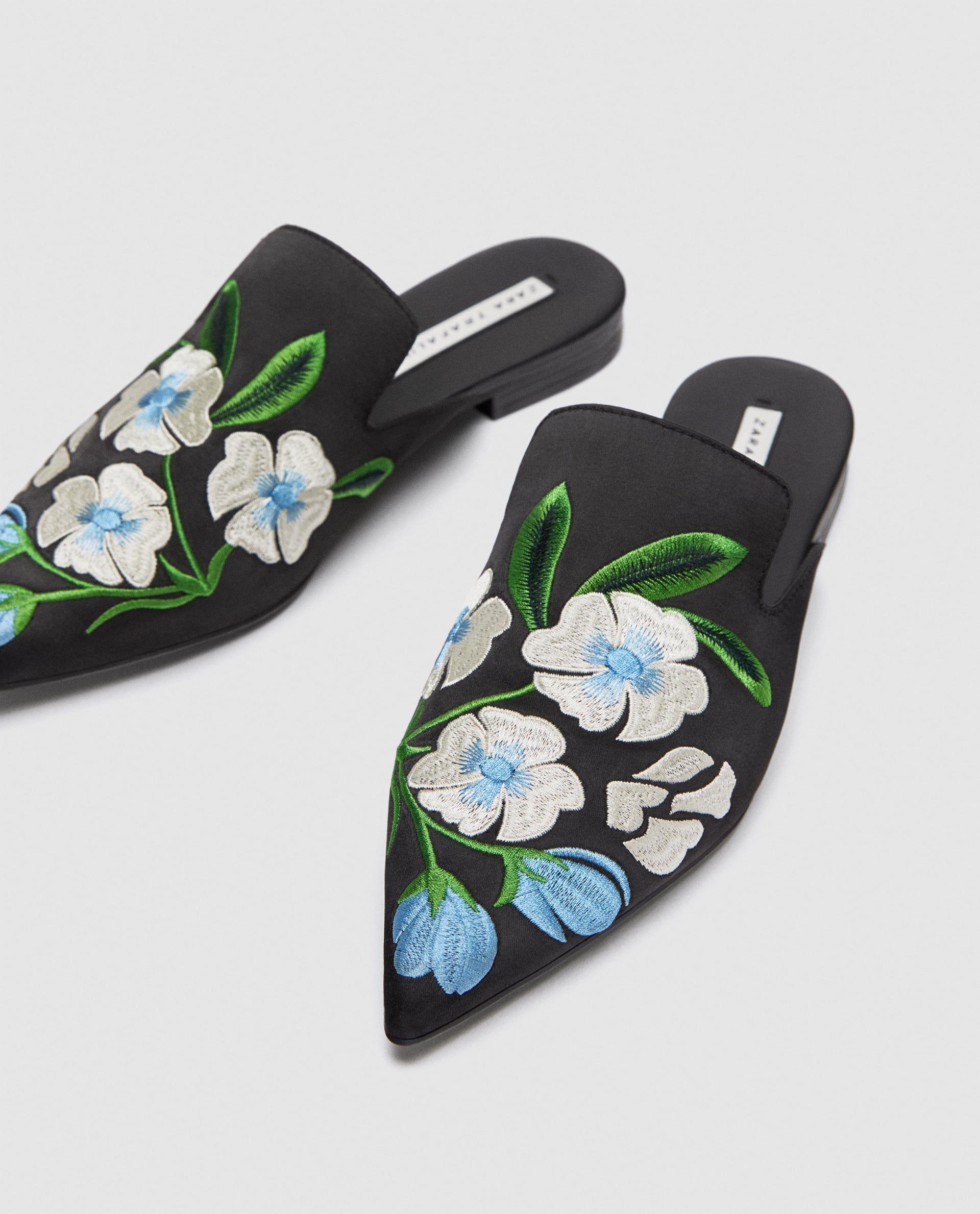 7287e32c4bff4 Nežné espadrilky, populárne mules či metalické sandále. Horúce ...