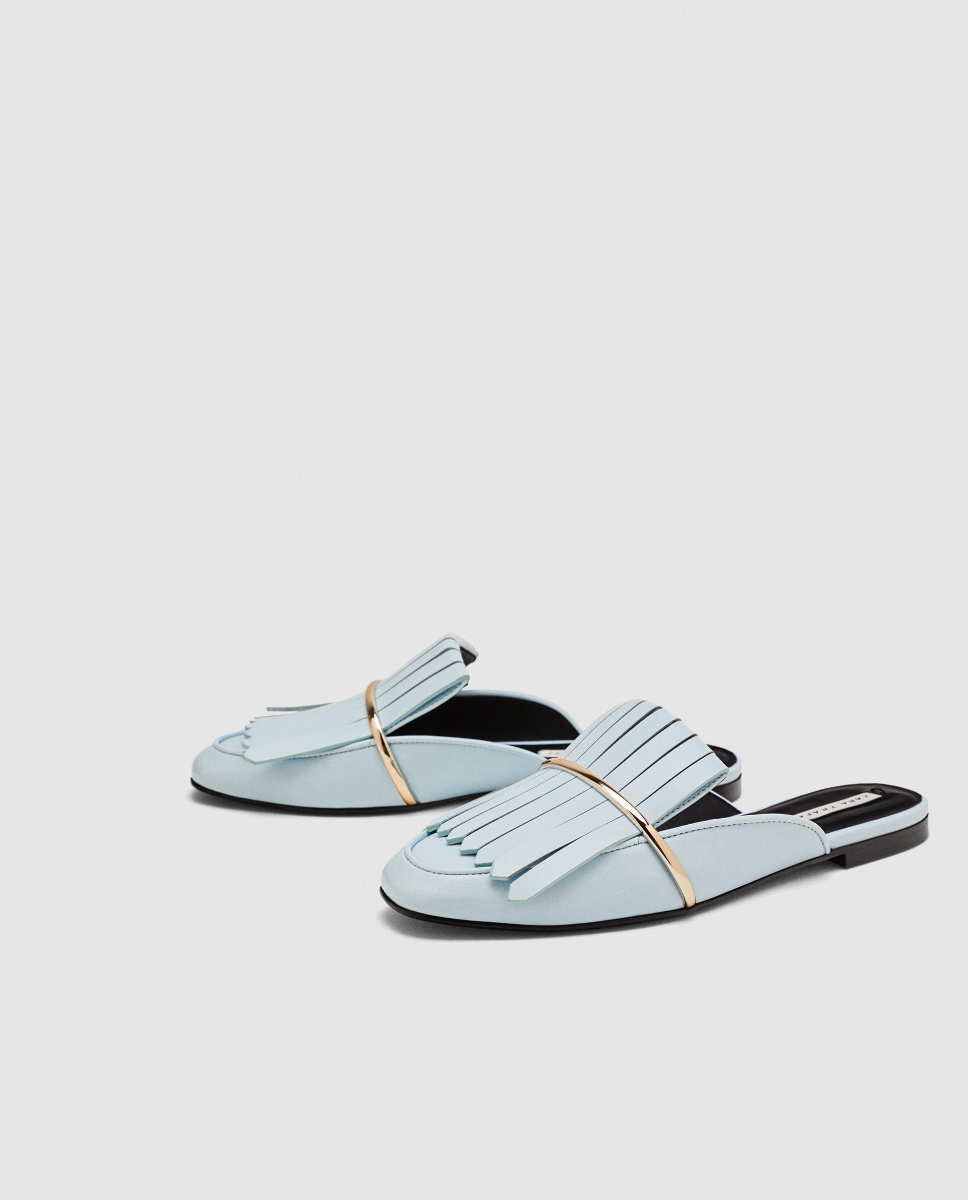 1f31e6bba48ec Nežné espadrilky, populárne mules či metalické sandále. Horúce trendy  dámskych topánok na leto 2018