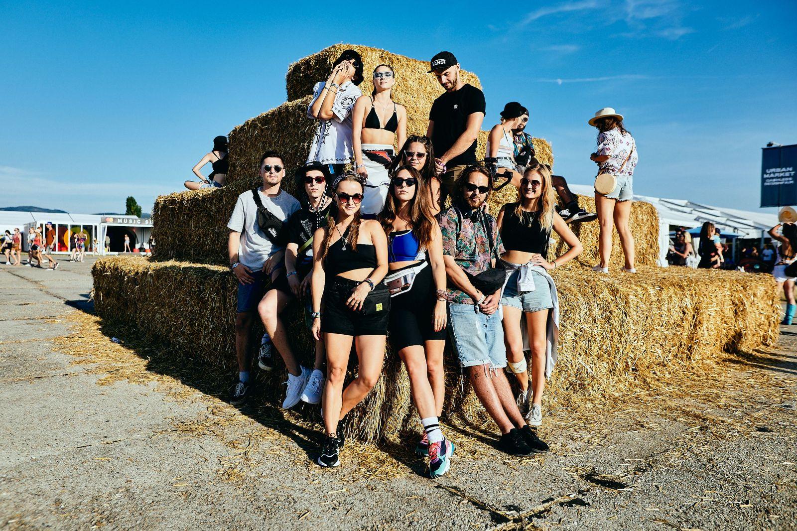 25-tisíc ľudí na piešťanskom letisku dokázalo, že Grape je jedným z dvoch najlepších festivalov na Slovensku (Fotoreport)