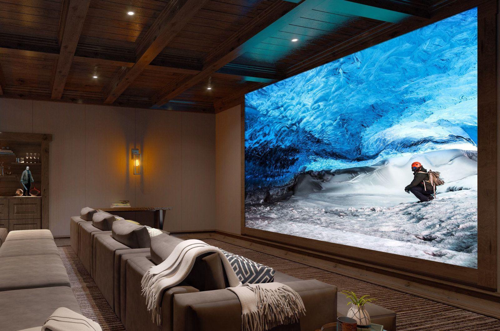Sony predstavuje takmer 20 metrový televízor s 16K rozlíšením. Gigantická obrazovka stojí 5 miliónov