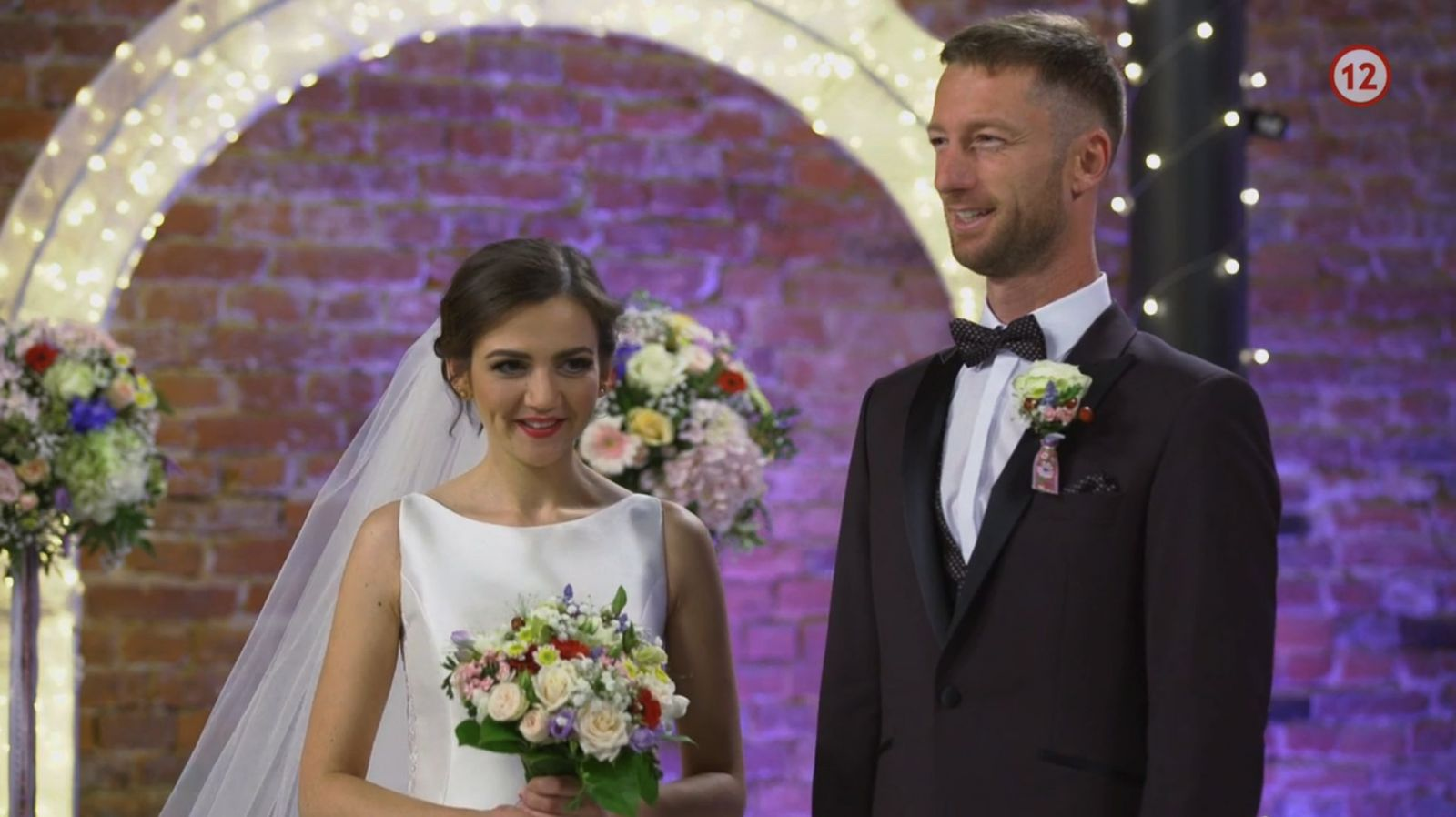 Markíza odvysielala bizarnú šou, v ktorej sa zosobášili dvaja neznámi ľudia. Aký bol prvý diel svadby na slepo?