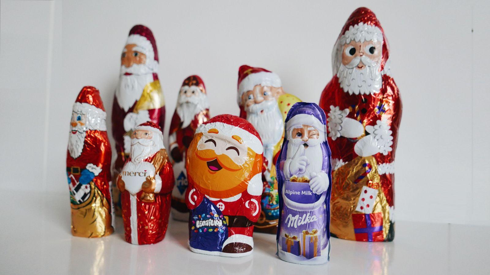TEST 8 čokoládových Mikulášov: Ktorý chutí ako margarín a prečo je lentilkový len marketingový ťah?