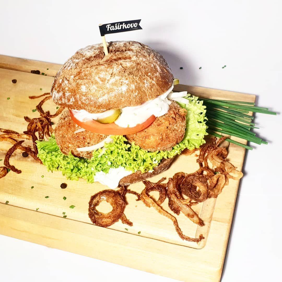 Fašírkový burger či wrap. Novinku na bratislavskom street foode privítajú aj vegetariáni