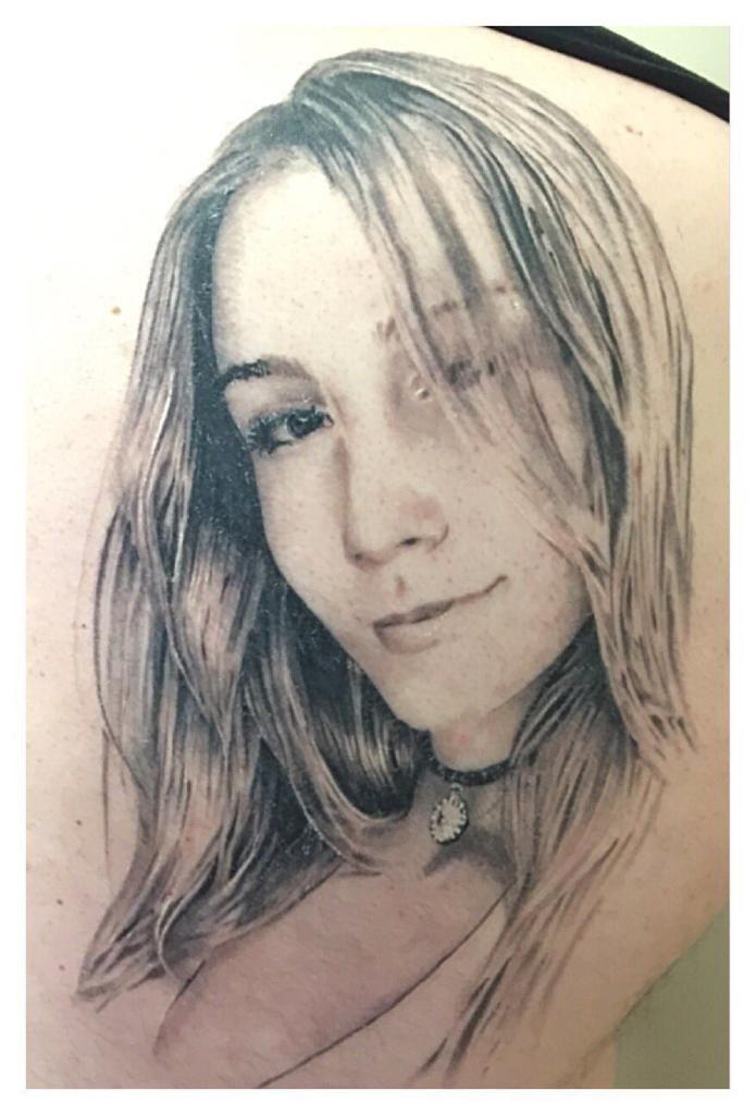 Tetování od fanouška