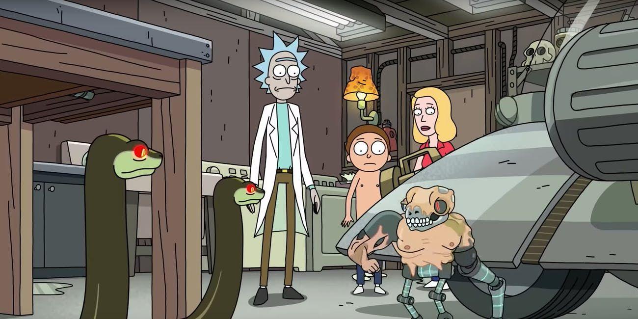 Rick & Morty skončili polovicu 4. série s parodovaním Terminátora. Nové časti sú zatiaľ veľkým sklamaním