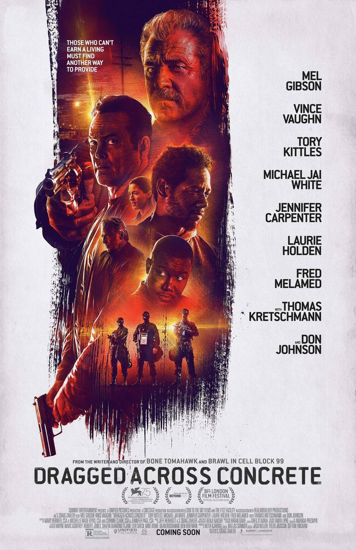 Vince Vaughn a Mel Gibson sú zapredaní policajti ochotní lámať kosti. Akčné krimi od režiséra Bone Tomahawk ukazuje prvú ukážku