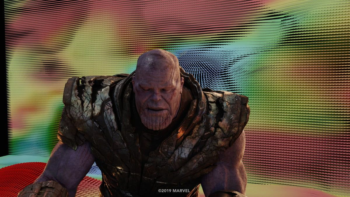 Avengers: Endgame pred a po CGI: Ako stvorili Hulka, Thanosa