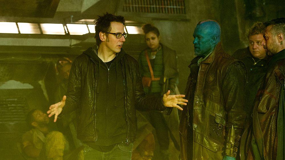 Disney po vyhodení znova najalo Jamesa Gunna, aby zrežíroval Guardians of the Galaxy 3