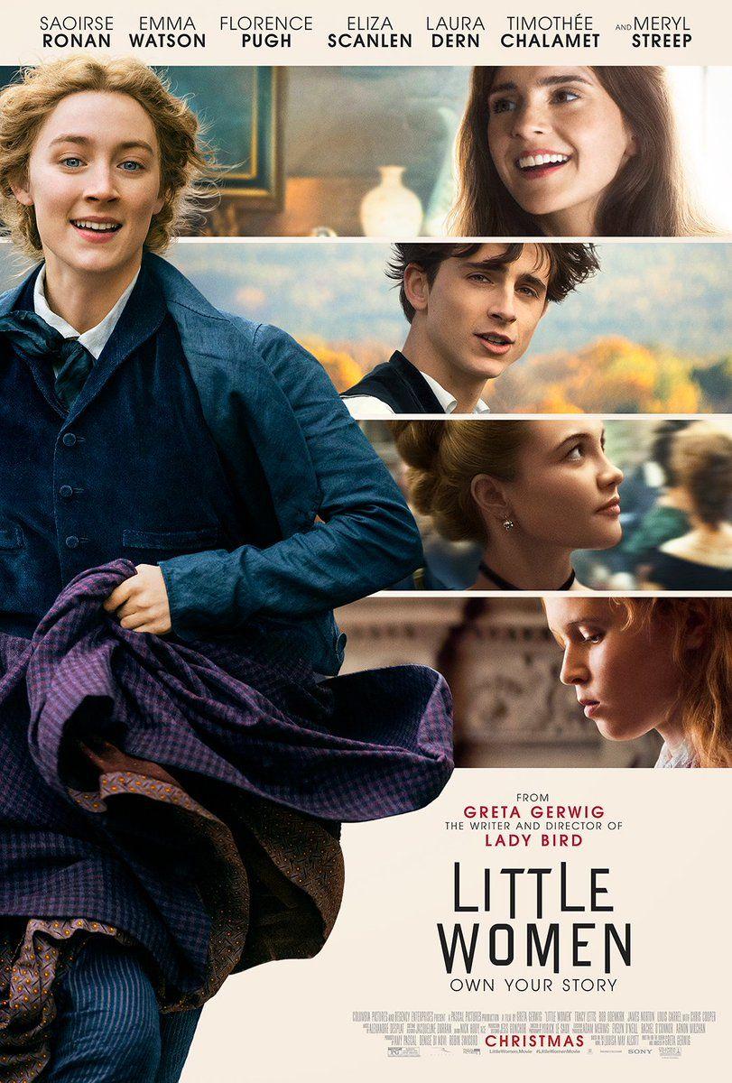 Sestry Emma Watson, Florence Pugh a Saoirse Ronan prežívajú ťažké životné útrapy. Trailer pre Little Women sľubuje oscarové výkony