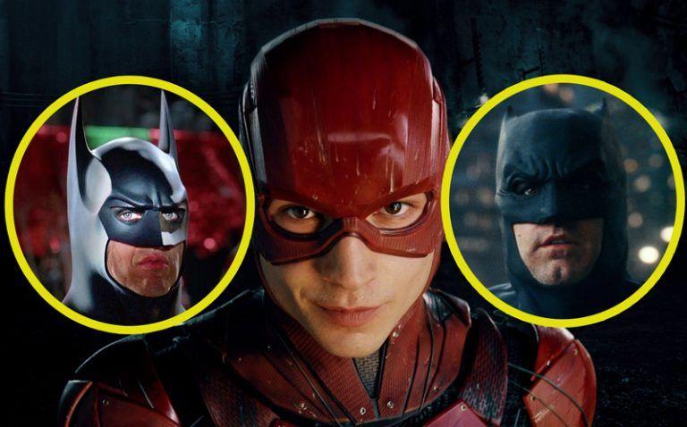 Ben Affleck sa vráti ako Batman! Rolu si zopakuje v sólovke Flasha, kde si Batmana znova zahrá aj Michael Keaton z Burtonových filmov