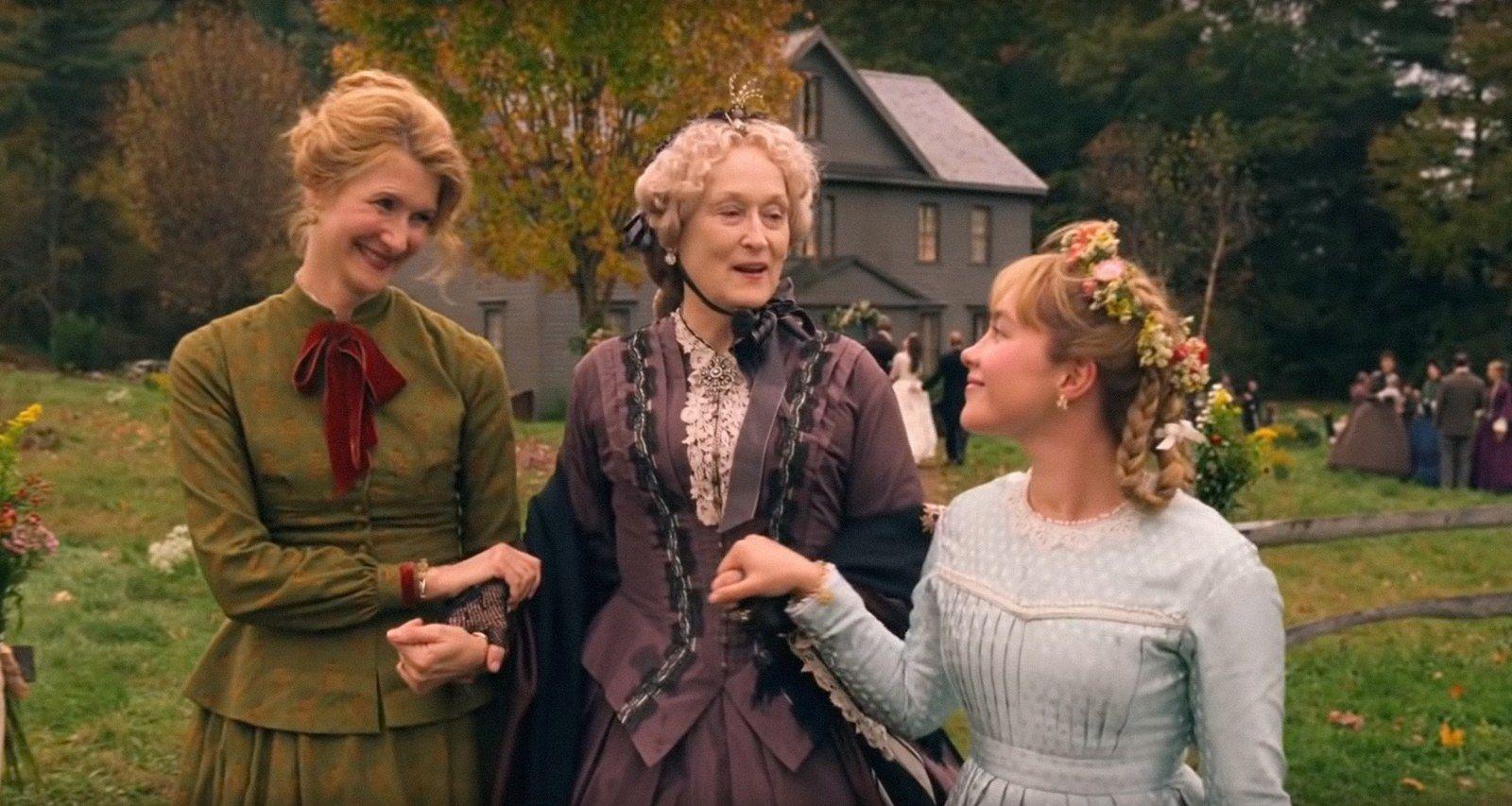 Recenzia: Malé ženy ťa ohúria vo veľkom filme. Dráma o dospievaní a nástrahách života pre 4 mladé ženy bude jedným z filmov roka