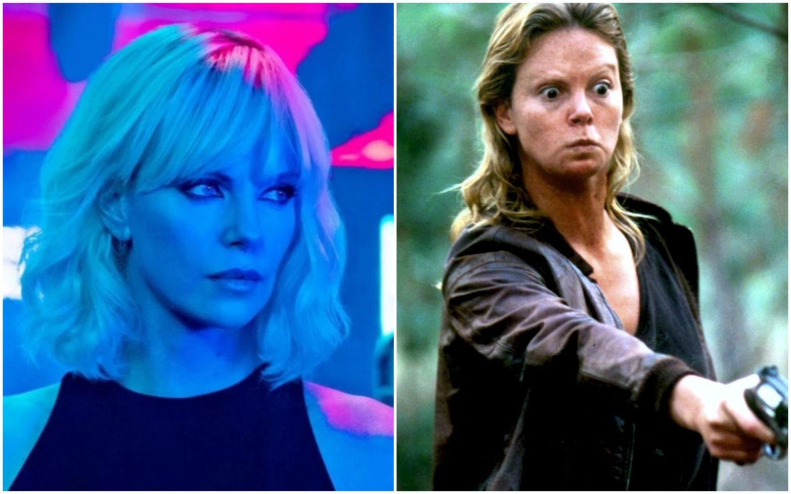 9 škaredých príšer a hercov s make-upom, ktorí sú v skutočnom živote sexi