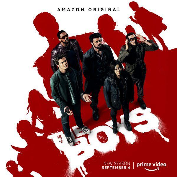 Sleduj prvé 3 minúty z 2. série The Boys. Superhrdinovia trhajú hlavy a na scénu nastupuje neo-nazi hrdinka Stormfront