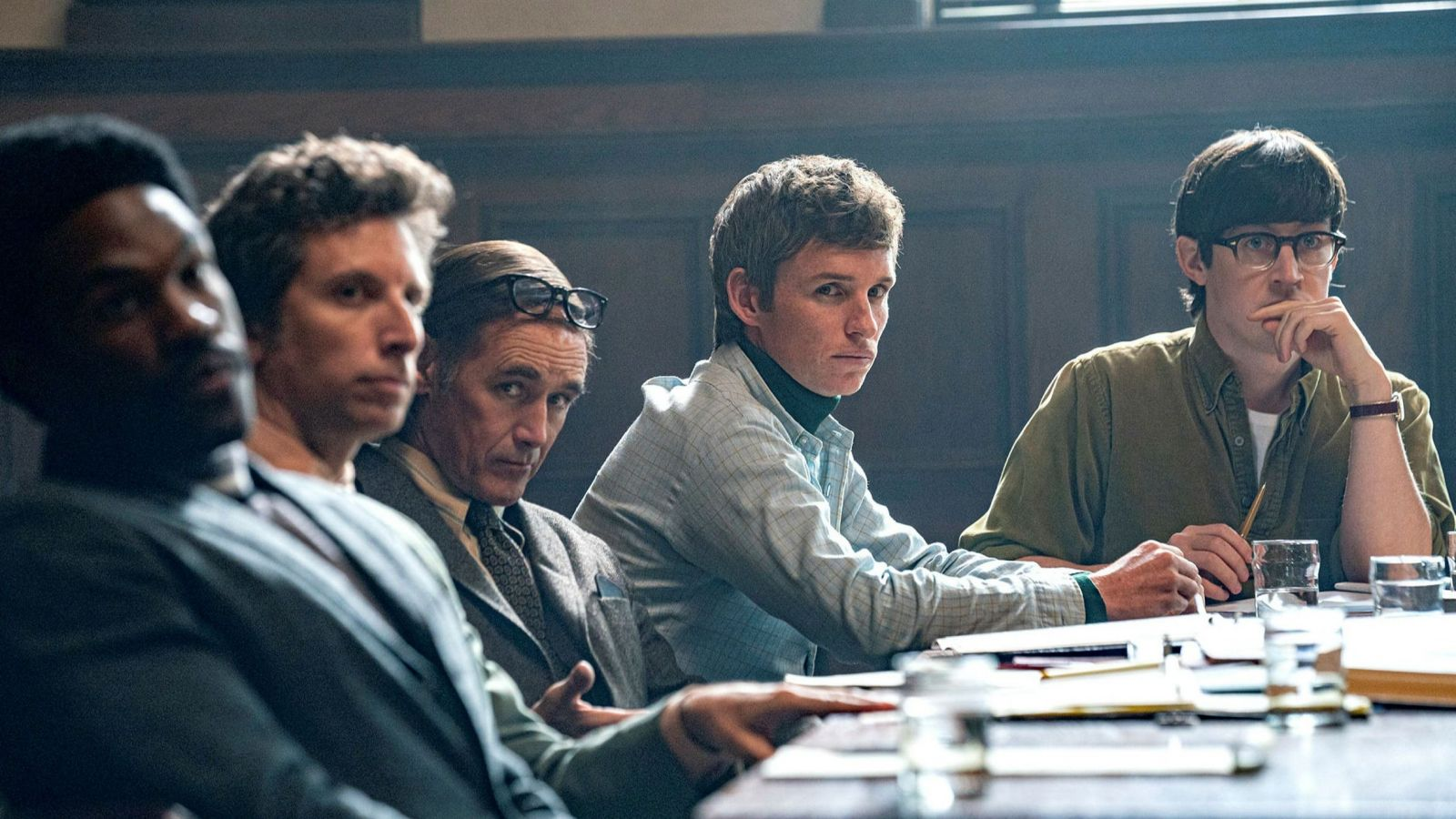 Recenzia: The Trial of the Chicago 7