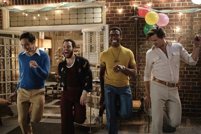 Párty homosexuálnych kamarátov sa zvrtne na nevraživé hádky a vzťahovú drámu vo filme od Netflixu, v ktorom hrajú len gay herci