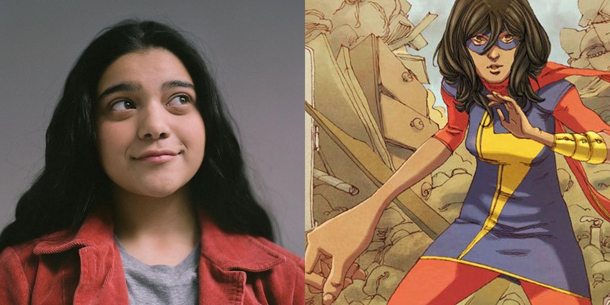 Ms. Marvel si zahrá nová herecká tvár. Hrdinka bude jednou z najdôležitejších v 4. Fáze MCU