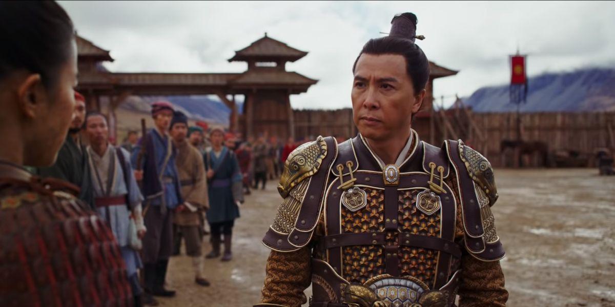 Recenzia: Mulan