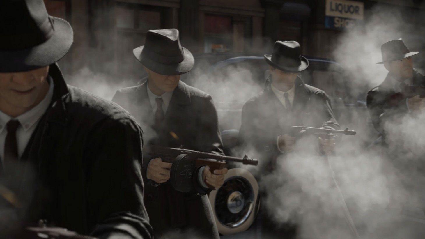 Recenzia: Mafia Remake