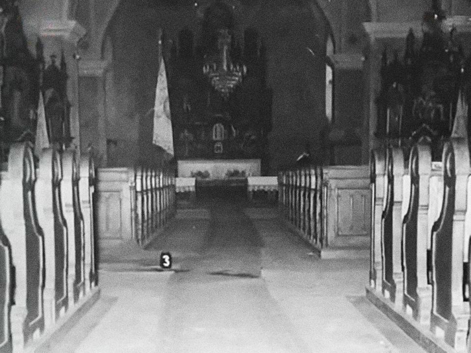 Sex v kostole video mačka fetiš porno