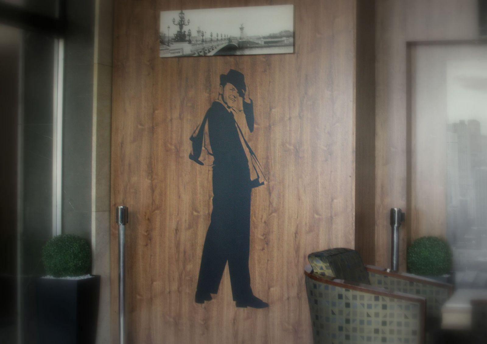 Frank Sinatra v popradskom hoteli Gerlach