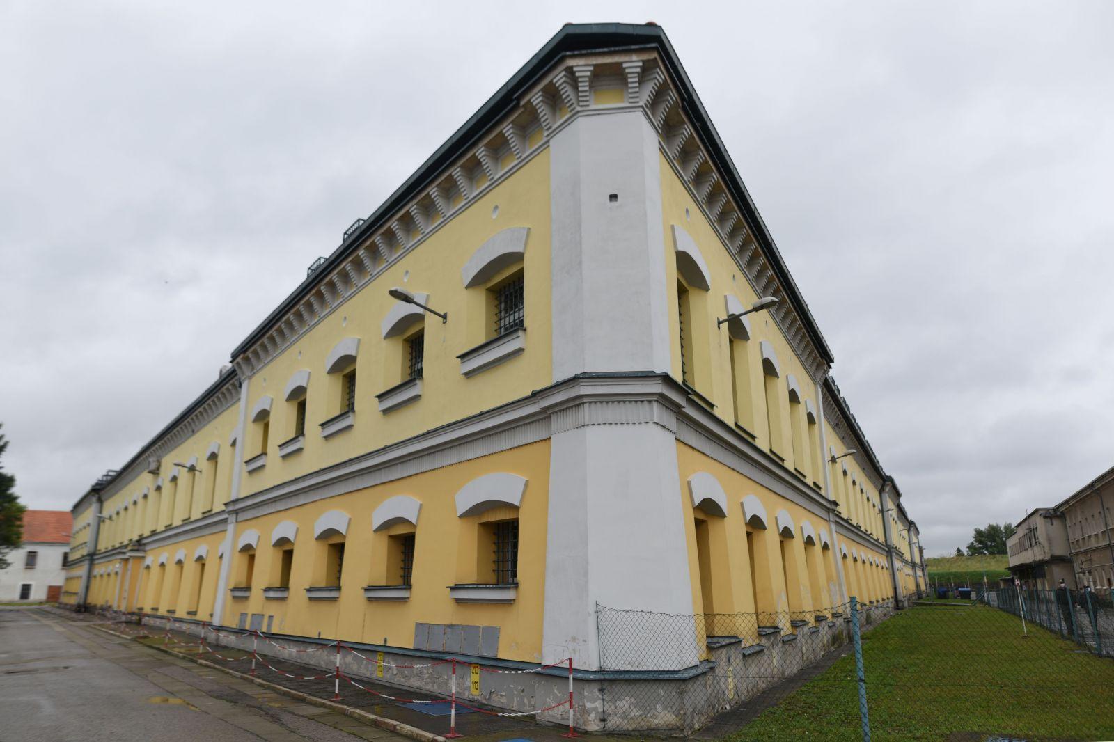 Ústav na výkon trestu odňatia slobody a Ústav na výkon väzby v Leopoldove