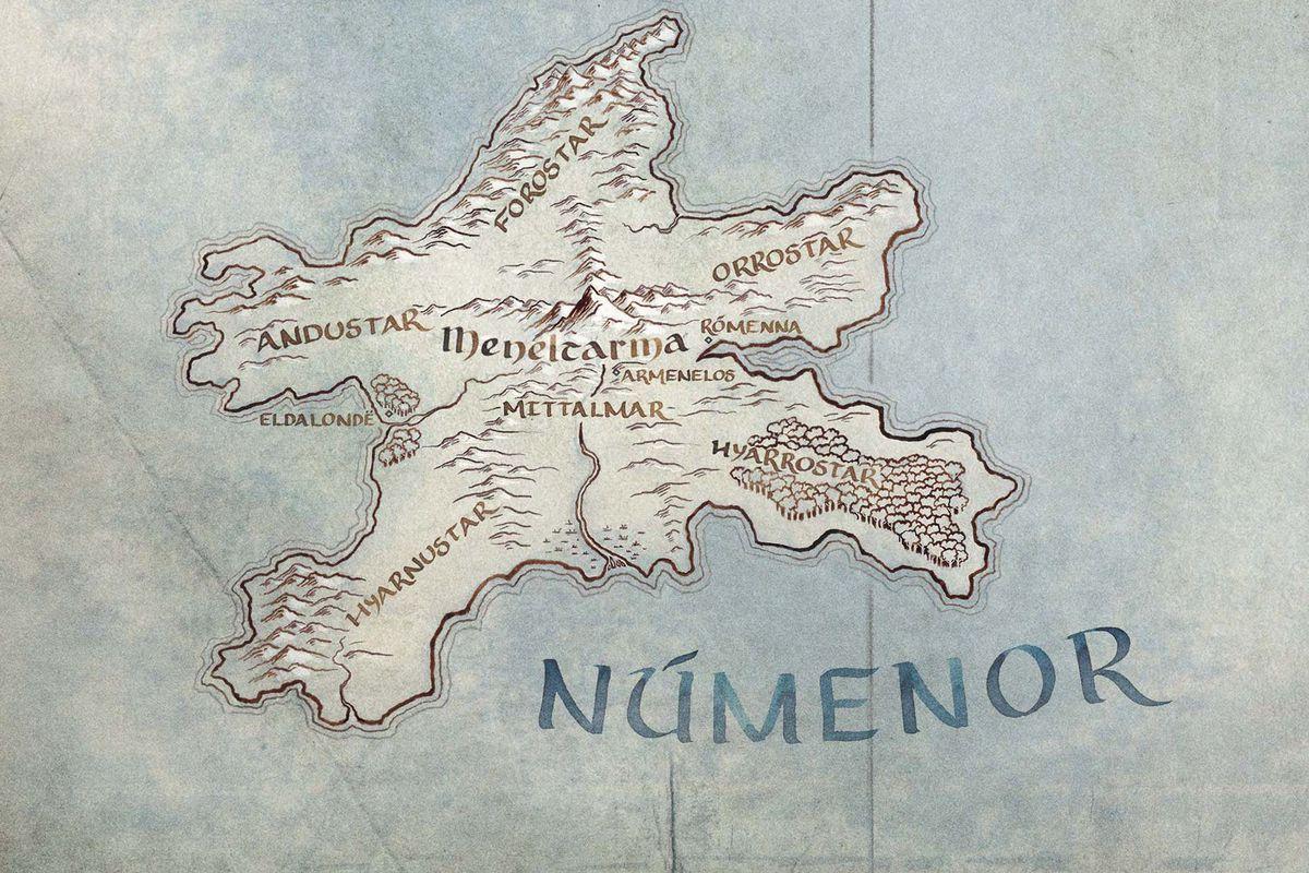 Ostrov Númenor a predkovia Aragorna. Čo máme očakávať od seriálového Pána prsteňov?